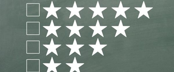比較サイトが掲載している業者ランキングに注目